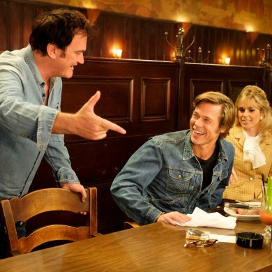 Is Quentin Tarantino moving on to TV after 'Once Upon A Time In Hollywood'? | News | LIVING LIFE FEARLESS