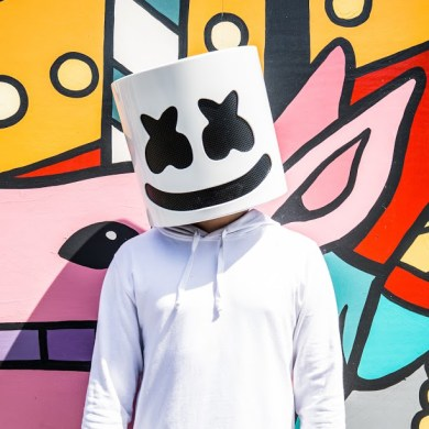 Marshmello releases a new album and a mobile game to go along with it | News | LIVING LIFE FEARLESS