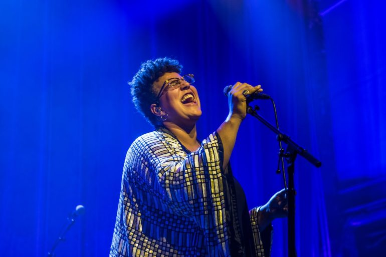 Brittany Howard : 9:30 Club | Photos | LIVING LIFE FEARLESS