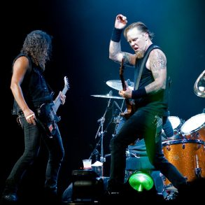 Metallica's music helped ward off a potential cougar attack | News | LIVING LIFE FEARLESS