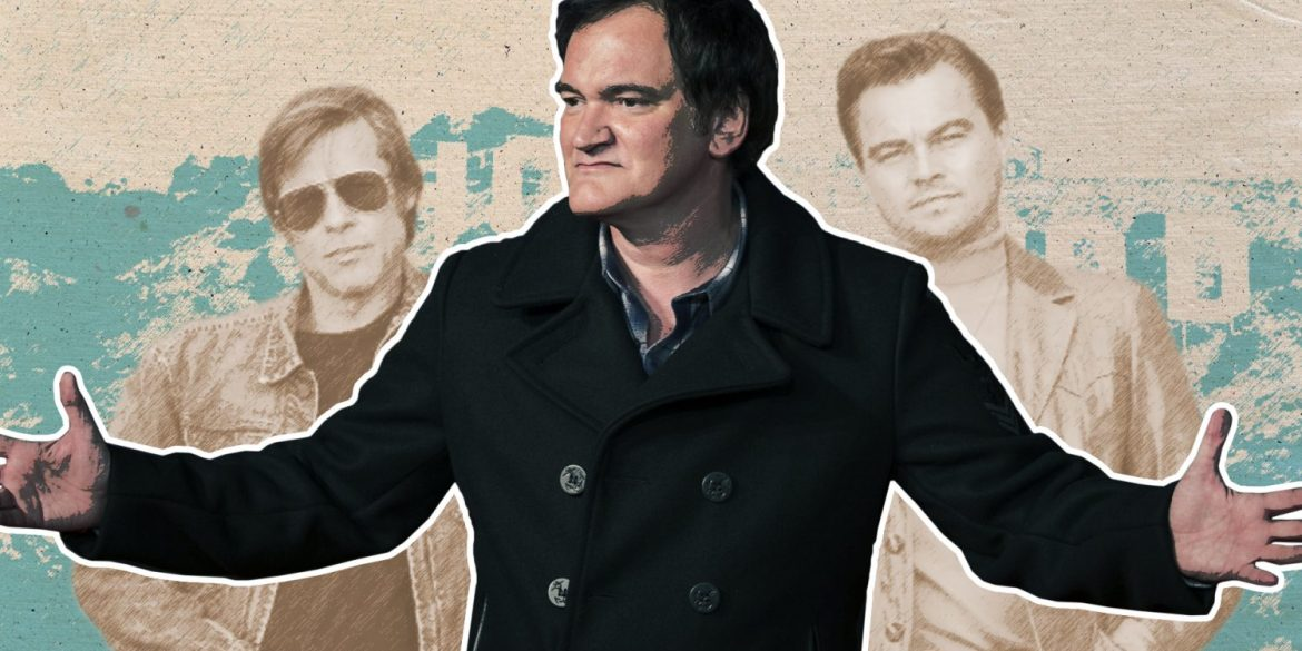 Nothing Can Stop Quentin Tarantino | Features | LIVING LIFE FEARLESS