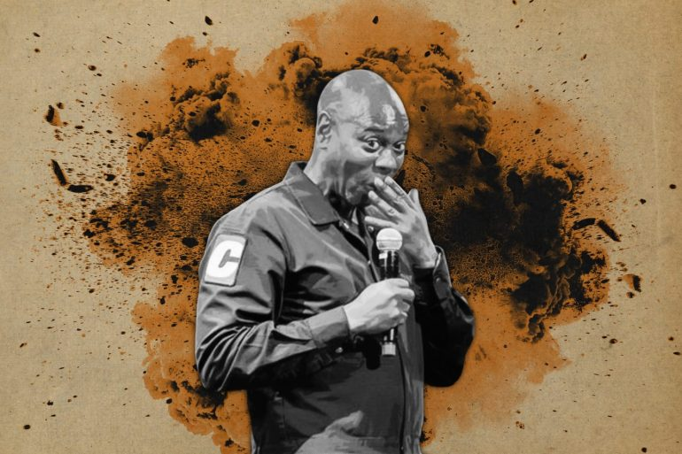"""Dave Chappelle and the Silly """"Cancel Culture"""" Two-Step 
