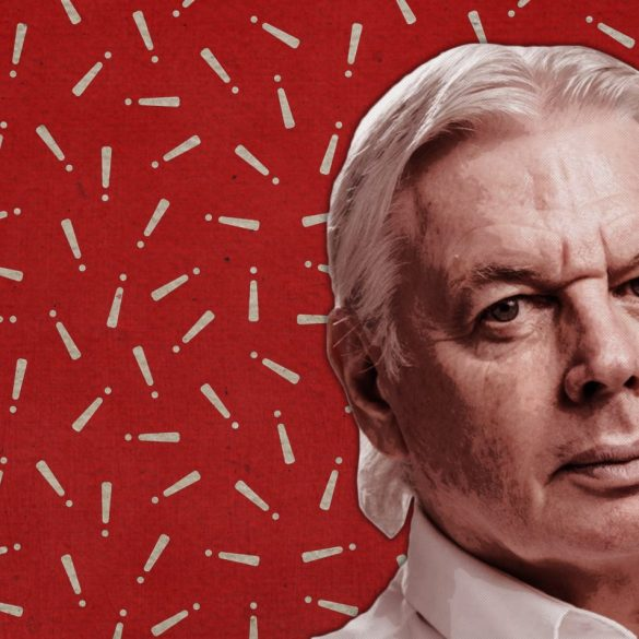 David Icke - Renegade of the Zeitgeist   Features   LIVING LIFE FEARLESS