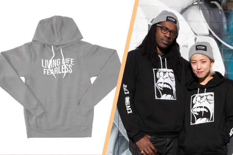 Hoodie Season is Back! | Blog | LIVING LIFE FEARLESS