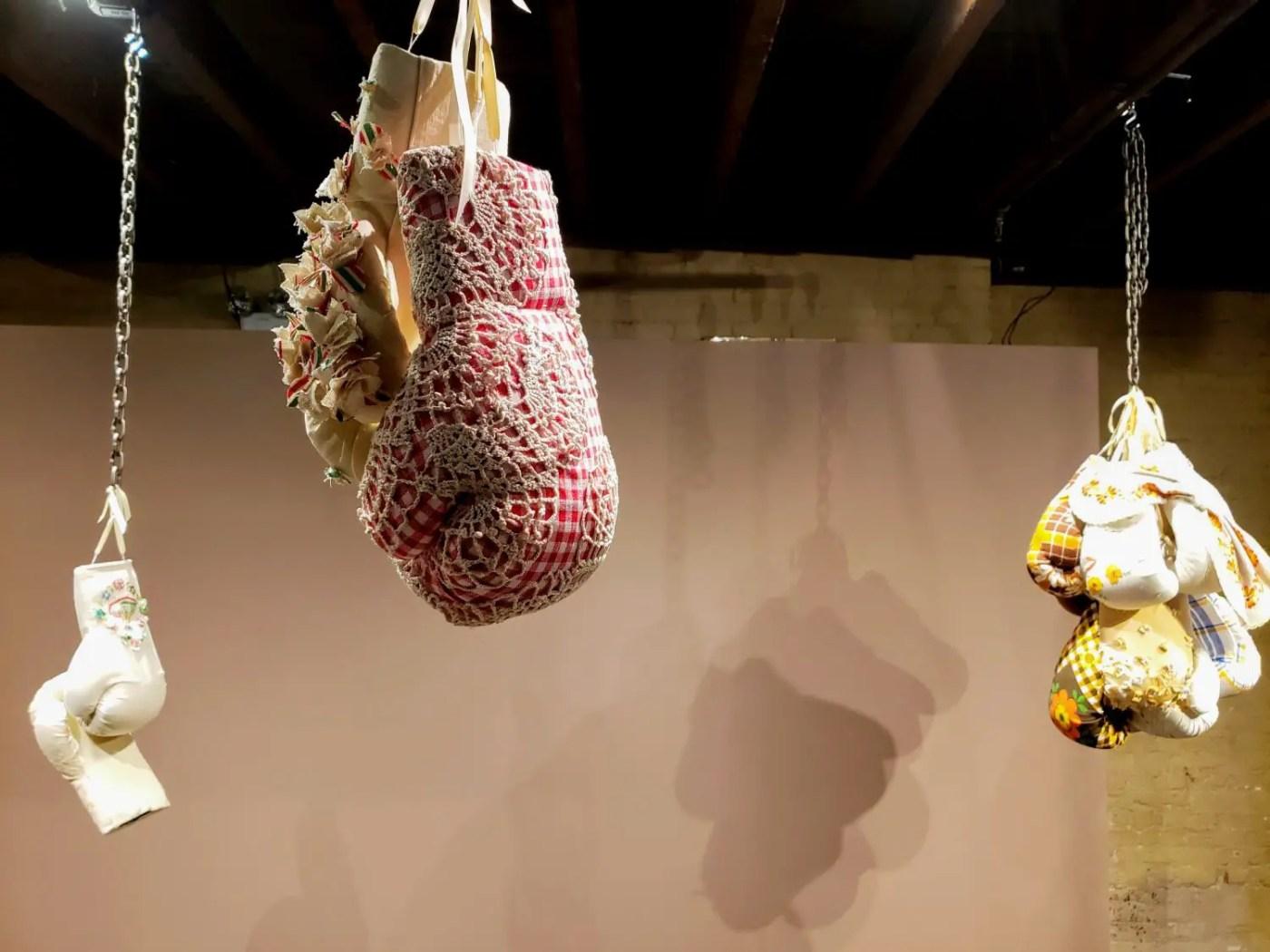 "Zoë Buckman : ""Heavy Rag"" | Fort Gansevoort | Photos | LIVING LIFE FEARLESS"