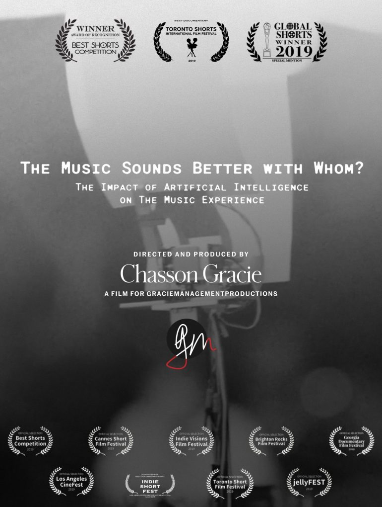 'The Music Sounds Better With Whom?' Documentary Reaction   Opinions   LIVING LIFE FEARLESS