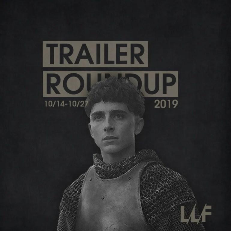 Trailer Roundup 10/14-10/27 | News | LIVING LIFE FEARLESS
