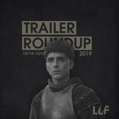 Trailer Roundup 10/14-10/27 | News | LIVING LIFE FEARLESS