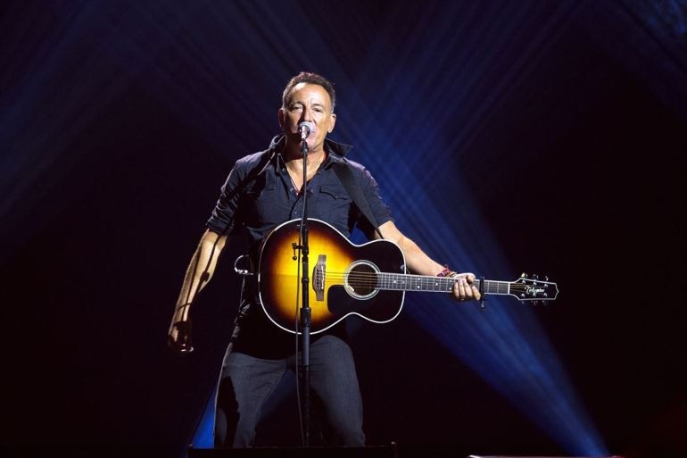 Busy times ahead for Bruce Springsteen as he's set to guest program Turner Classic Movies | News | LIVING LIFE FEARLESS