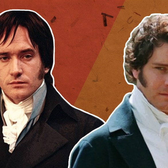 Let's Settle the Great Darcy Debate: Colin Firth v. Matthew Macfadyen | Opinions | LIVING LIFE FEARLESS