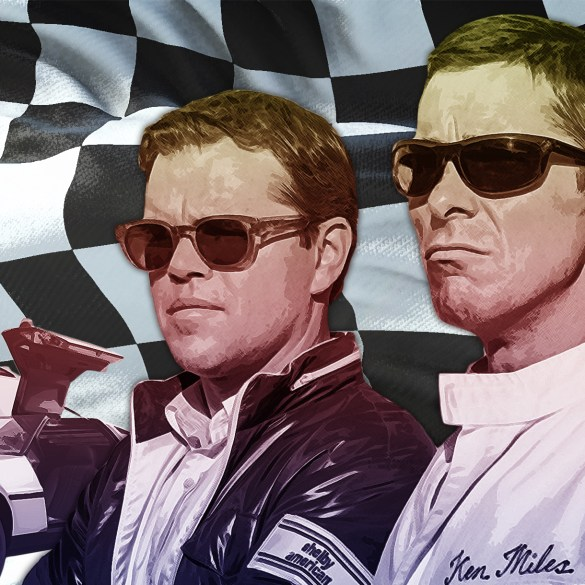 'Ford v. Ferrari' Led the Charge on a Big Year for Car Movies   Opinions   LIVING LIFE FEARLESS
