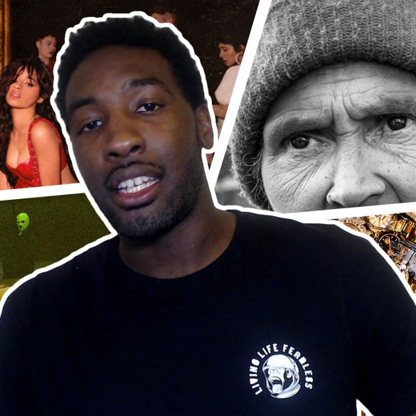 Let's Talk Music: Camila Cabello, Griselda, JACKBOYS, Moneybagg Yo, and more   Opinions   LIVING LIFE FEARLESS