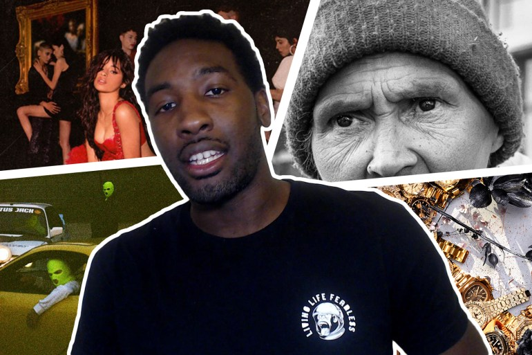 Let's Talk Music: Camila Cabello, Griselda, JACKBOYS, Moneybagg Yo, and more | Opinions | LIVING LIFE FEARLESS