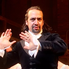 Disney takes its shot on 'Hamilton' movie | News | LIVING LIFE FEARLESS
