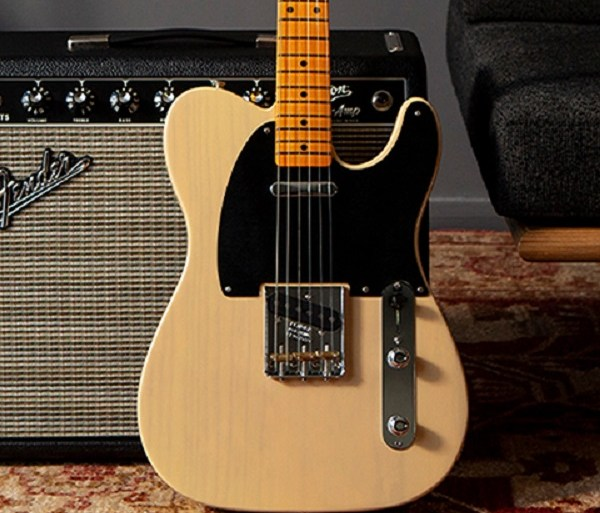 Fender is offering free guitar lessons to help ease the isolation | News | LIVING LIFE FEARLESS