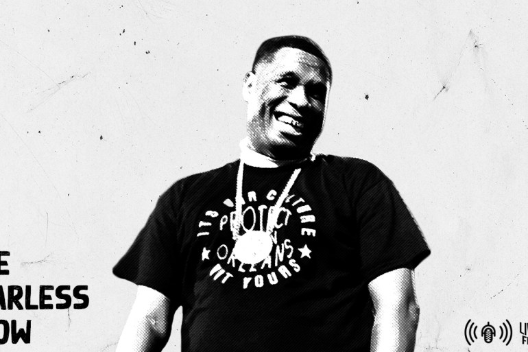 Coronavirus shuts down the art world & Jay Electronica's 11-year debut   Podcast   The Fearless Show   LIVING LIFE FEARLESS