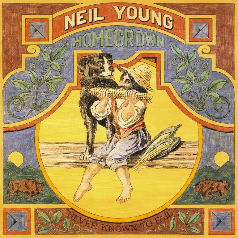After more than 45 Years, Neil Young issues a long-lost album | News | LIVING LIFE FEARLESS