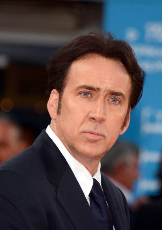 Nicolas Cage set to play Joe Exotic, the Tiger King | News | LIVING LIFE FEARLESS