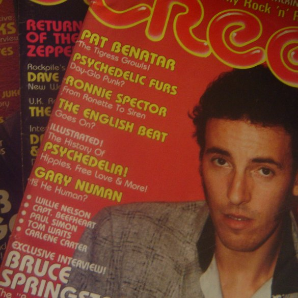 CREEM - one of the most iconic rock magazines - is subject of a new documentary   News   LIVING LIFE FEARLESS
