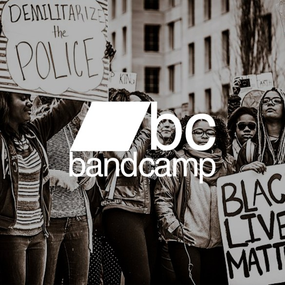 "Bandcamp continues its ""100% Royalties for Artists"" Day in support for racial justice 