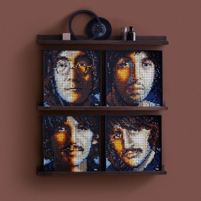 The Beatles get their own 'Art Mosaic' LEGO set | News | LIVING LIFE FEARLESS