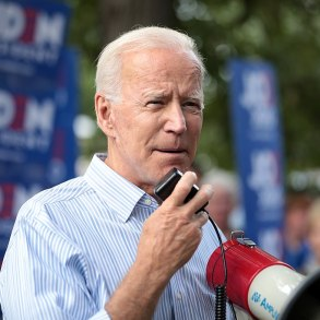 "Trump pushes tweet that implies Biden was introduced to N.W.A's ""F*** the Police"" 