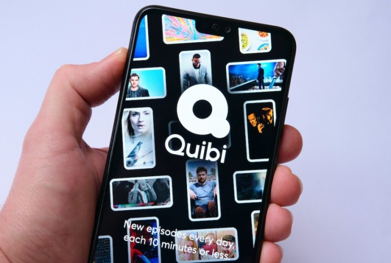Quibi, five months after launch, may already be for sale | News | LIVING LIFE FEARLESS