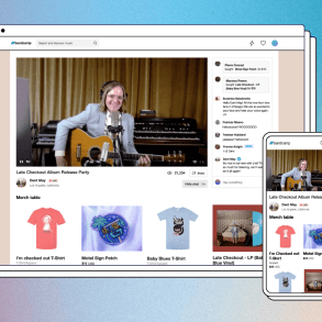 Bandcamp launches ticketed live streaming for artists | News | LIVING LIFE FEARLESS