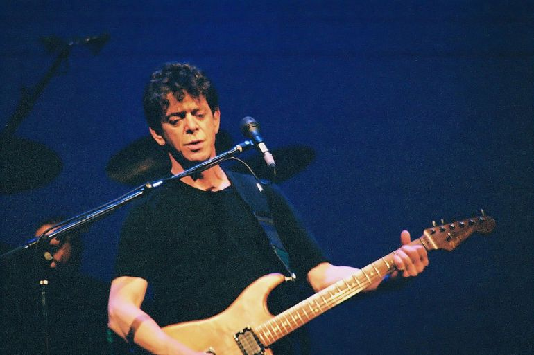Lou Reed's concert film 'Berlin' is streaming free online | News | LIVING LIFE FEARLESS