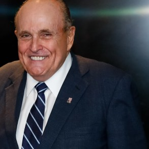 With Rudy Giuliani in the news, Twitter rediscovers the 'Rudy' TV movie | News | LIVING LIFE FEARLESS