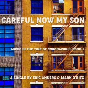 "Eric Anders and Mark O'Bitz - ""Careful Now My Son"" Reaction 