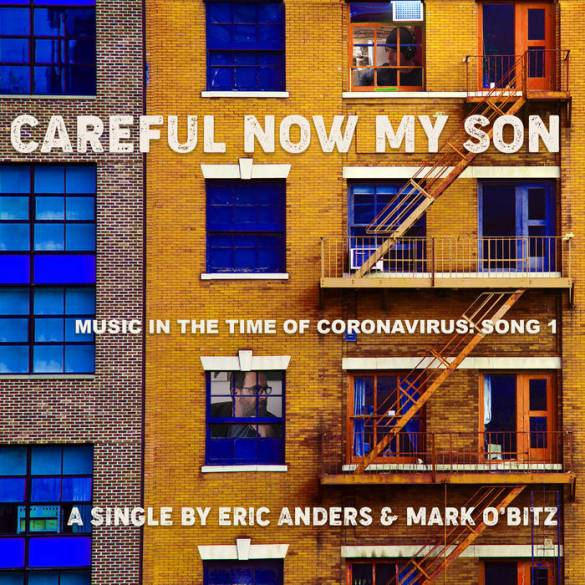 """Eric Anders and Mark O'Bitz - """"Careful Now My Son"""" Reaction 