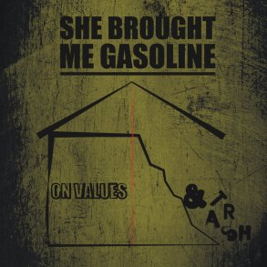 She Brought Me Gasoline - 'On Values and Trash' Reaction | Opinions | LIVING LIFE FEARLESS