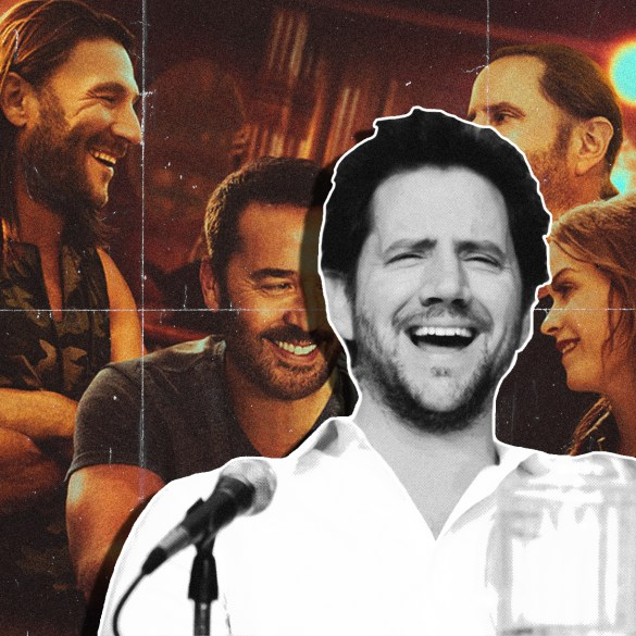 """Jamie Kennedy on 'Last Call,' """"The Industry"""", 'Scream 5,' 'Lost and Found in Armenia', and More 