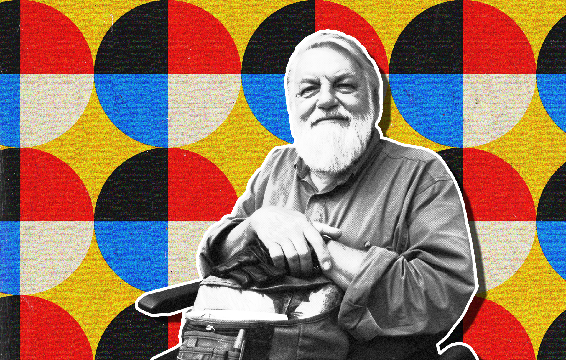 Robert Wyatt - The Saddest Voice in Modern Music | Features | LIVING LIFE FEARLESS