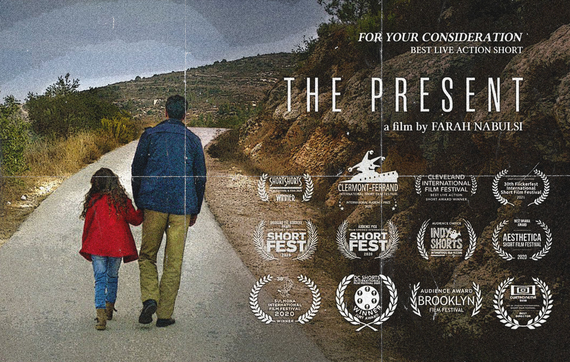 Oscar-Nominated Short 'The Present' Exposes the Inhumane Reality of Palestinians | Features | LIVING LIFE FEARLESS