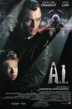 20 Years of 'A.I.: Artificial Intelligence': Half Spielberg, Half Kubrick, All Heartbreaking | Features | LIVING LIFE FEARLESS