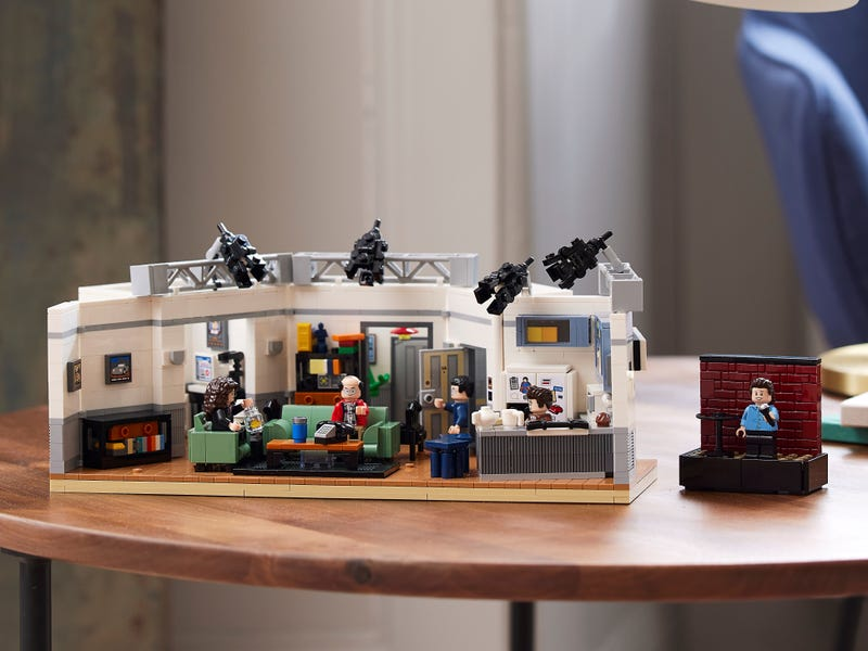 LEGO Is Dropping An Incredible 'Seinfeld' Set This August | News | LIVING LIFE FEARLESS
