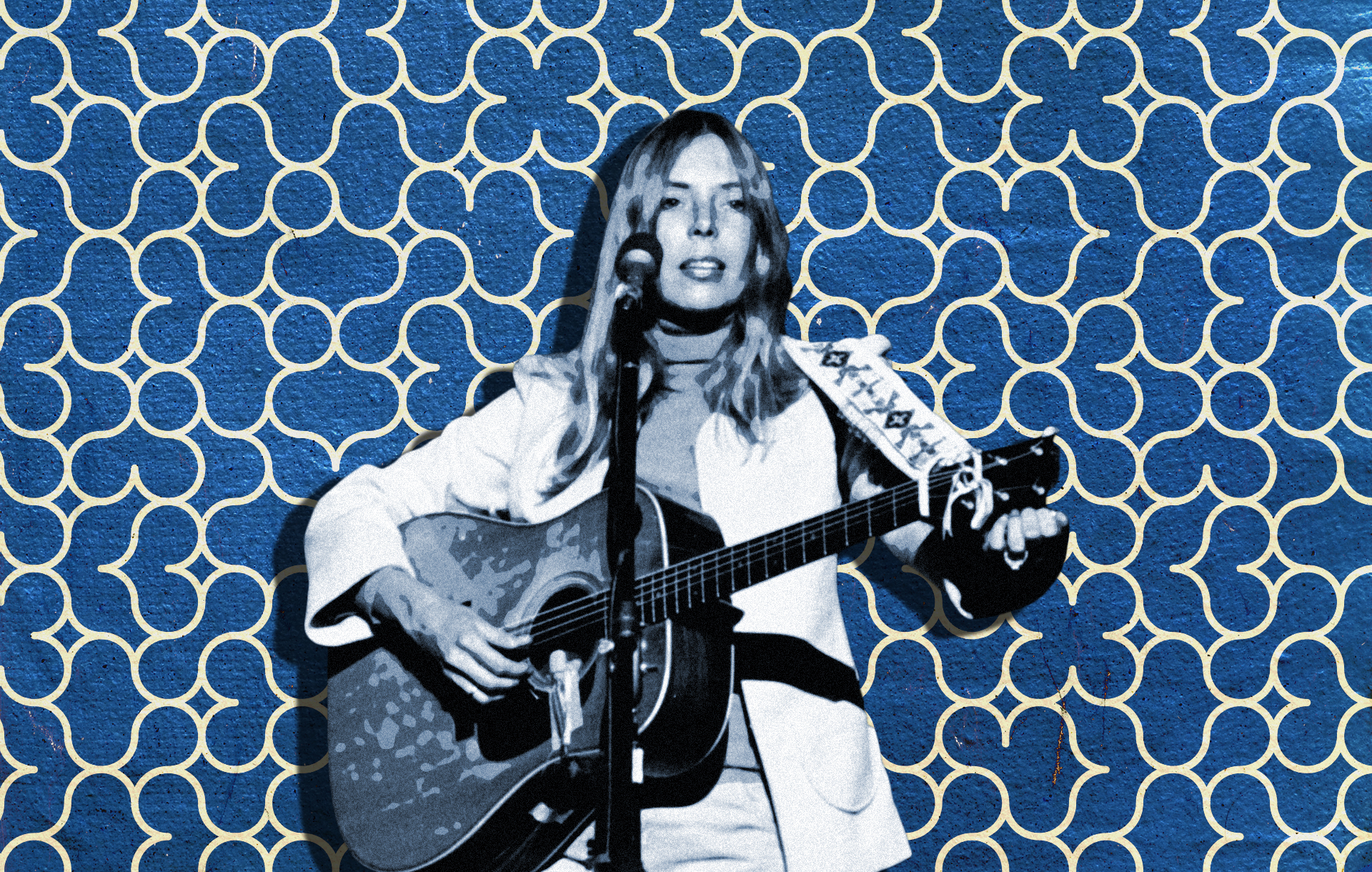 Joni Mitchell - All Shades of Blue | Features | LIVING LIFE FEARLESS