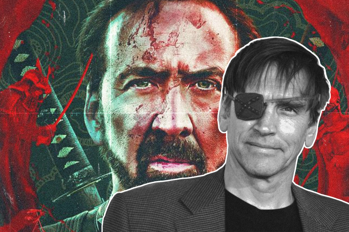 Bill Moseley On 'Prisoners Of Ghostland,' Working With Nicolas Cage, Rob Zombie, Horror Movies, & More   Hype   LIVING LIFE FEARLESS