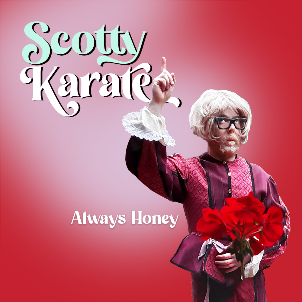 Scotty Karate - 'Always Honey' Reaction   Opinions   LIVING LIFE FEARLESS