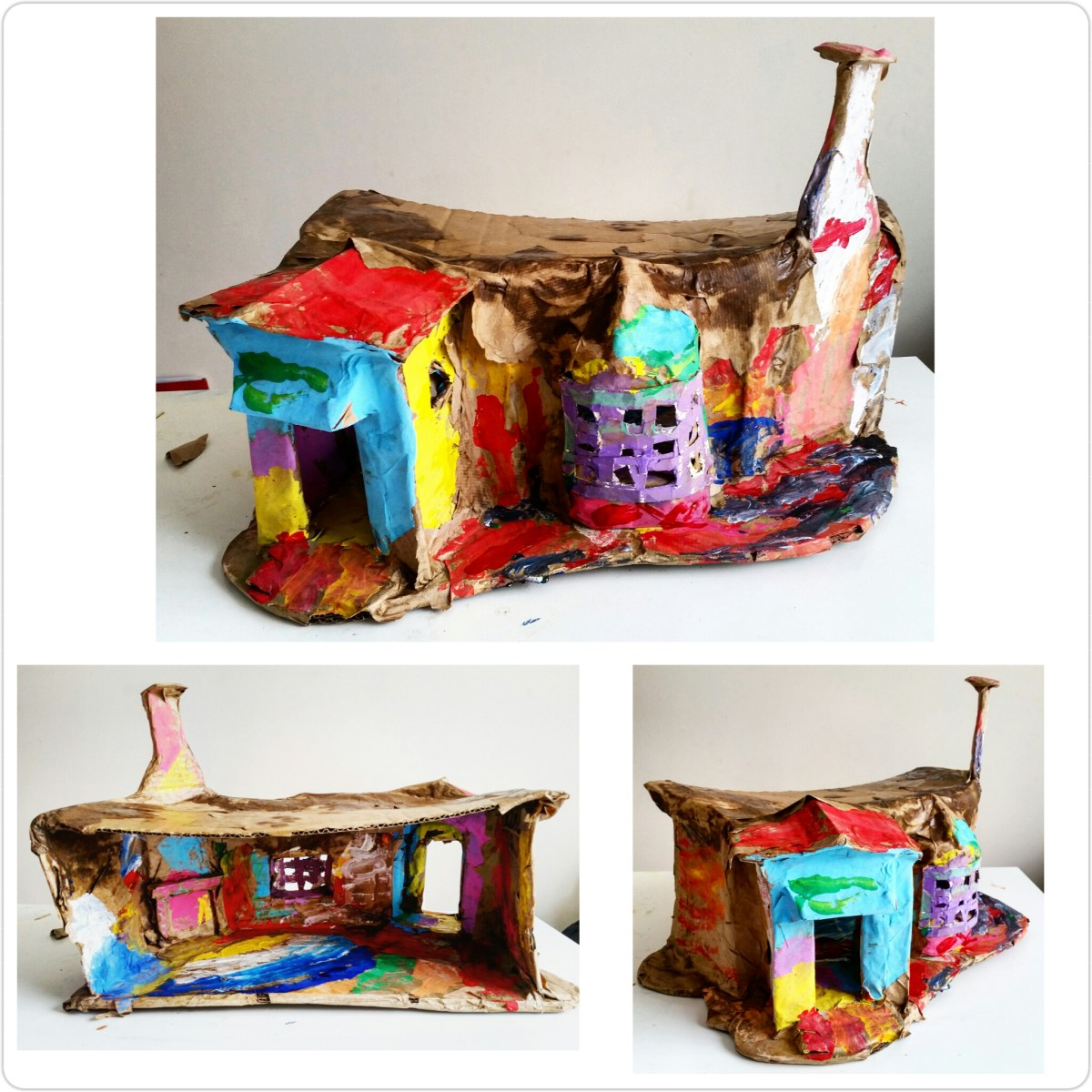 Sylvanian Families: Make Your Own Mole House (Art and Craft Activity)