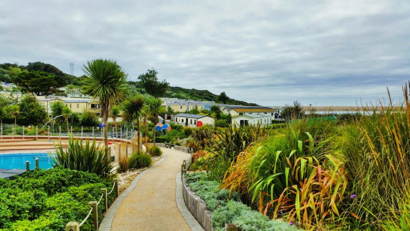Caravan park, Weymouth, Dorset, England, holidays, places to go, review, Living Life Our Way