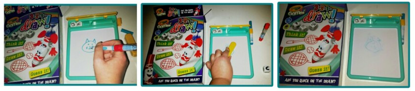 3 2 1 Draw, Crayola Games, review, toys and games, creative