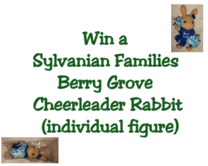 Sylvanian Families, competition, giveaway, prize draw, win, exclusive discount code