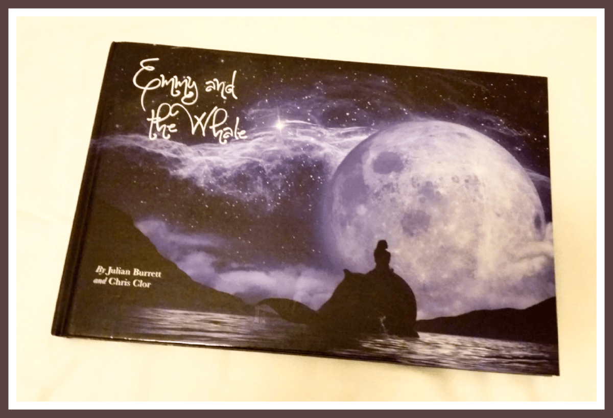 Emmy and the Whale by Julian Burrett and Chris Clor: Book Review
