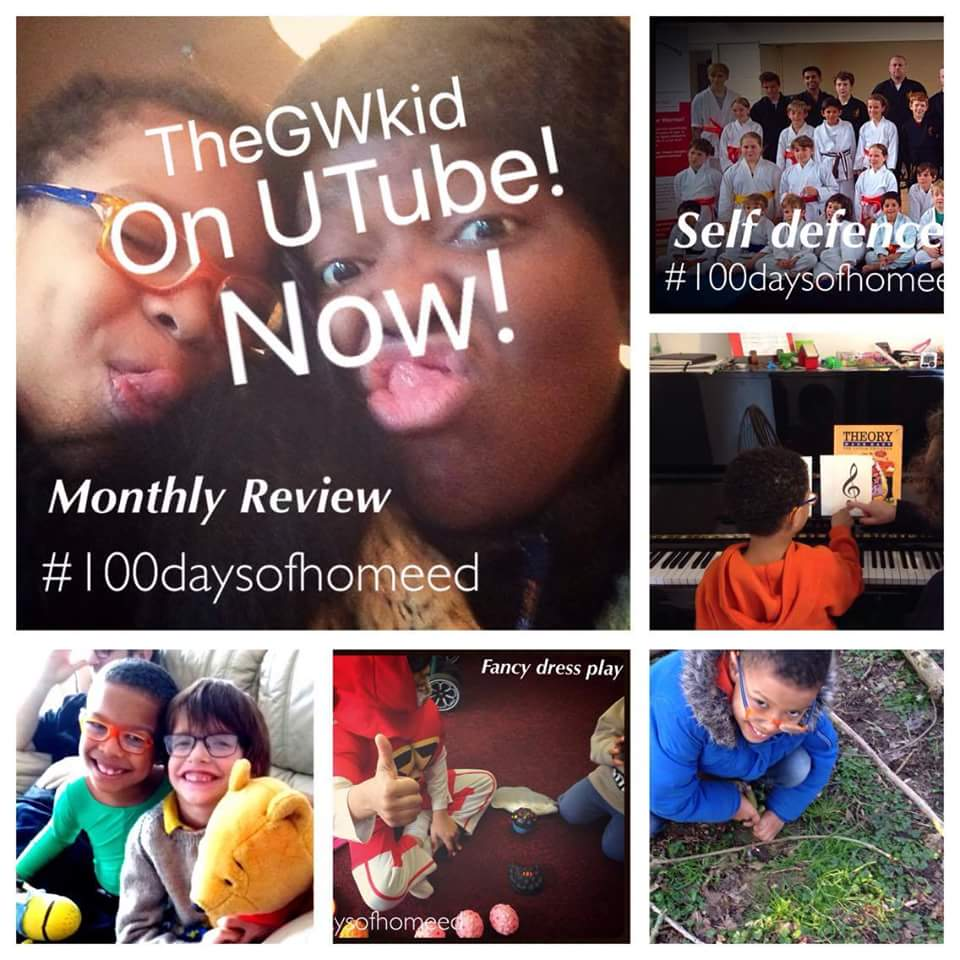 100 Days of Home Ed #LoveHomeEd – Day 44 (GWkid)