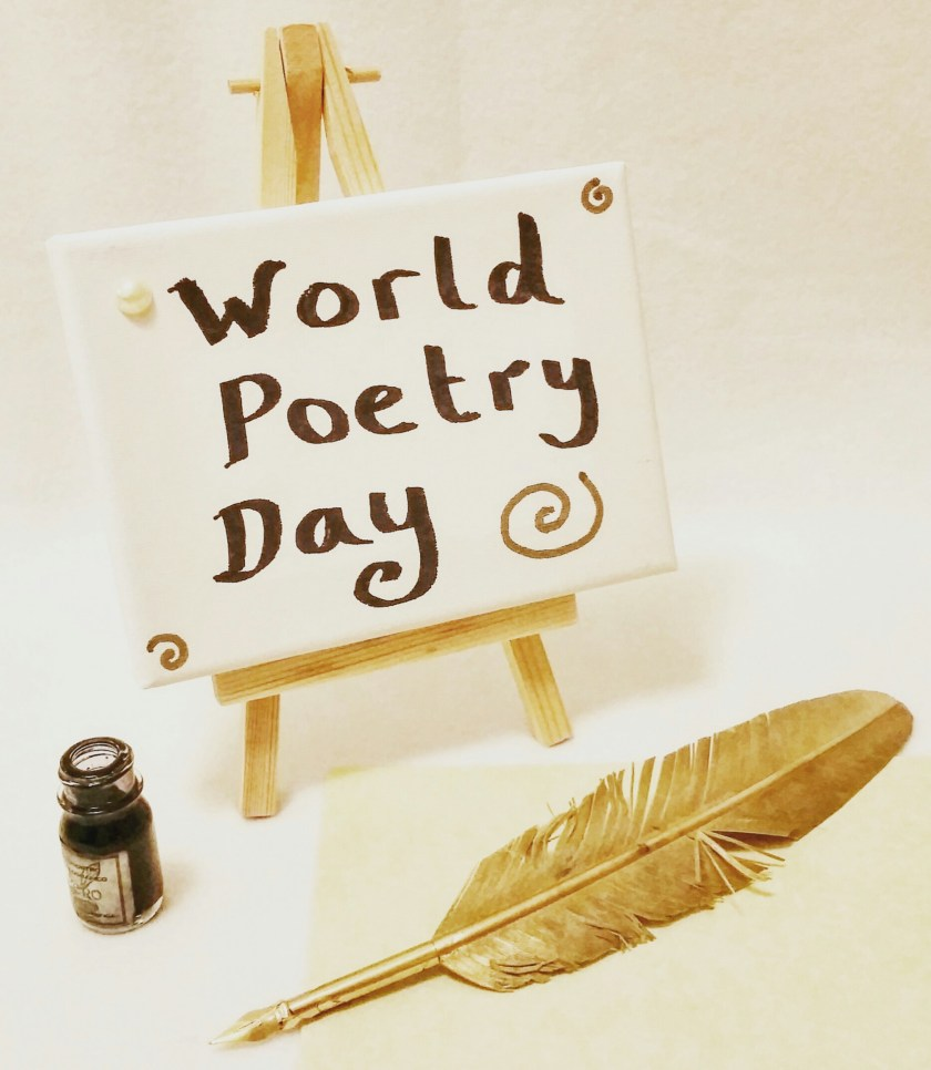 World Poetry Day, poems, activities at home, events, Home Education, poetry, writing