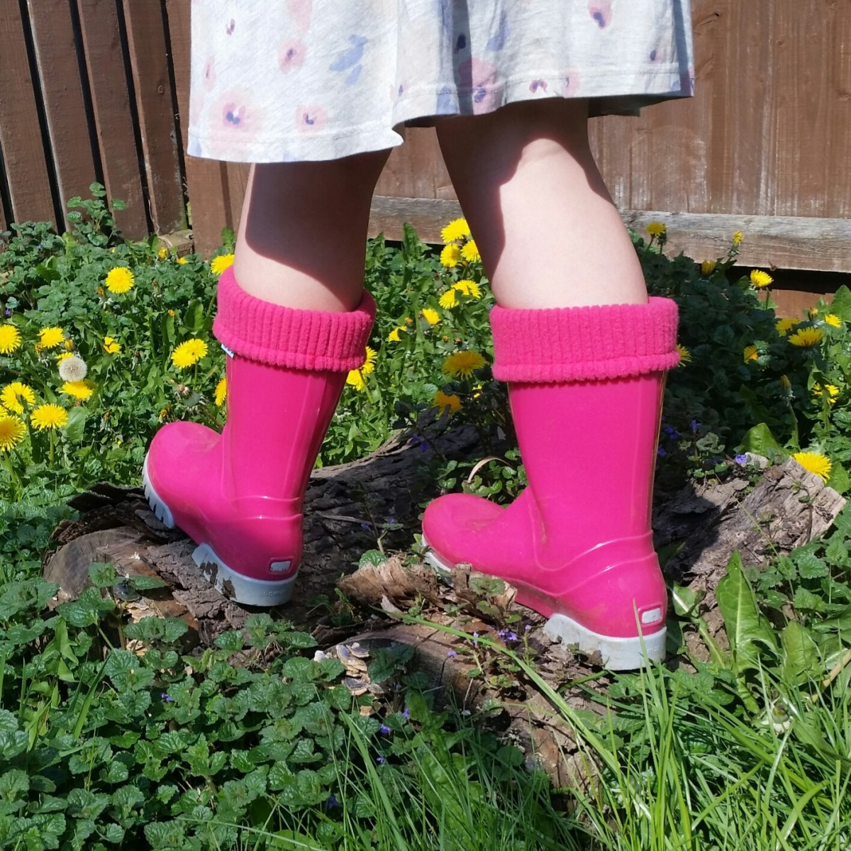Term Wellies Review