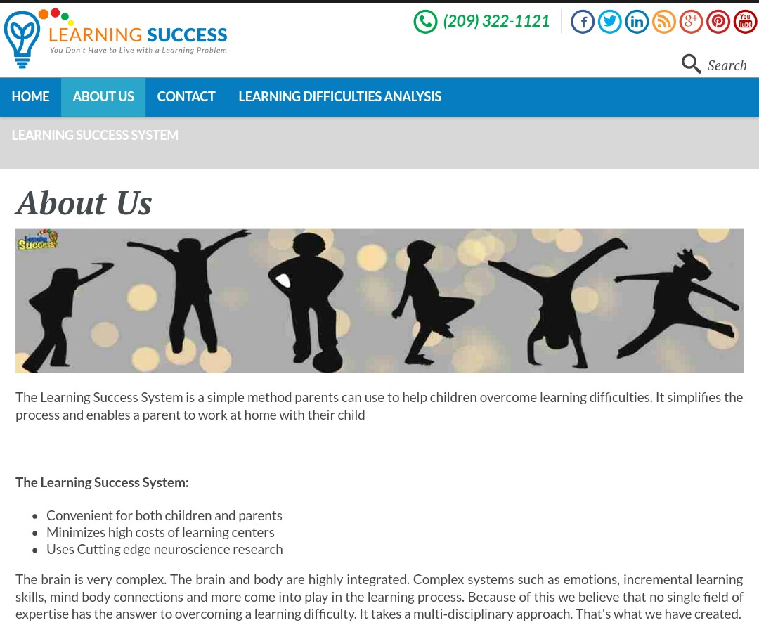 Learning Success System: Review and Giveaway